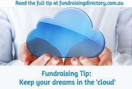 Keep your dreams in the 'cloud'