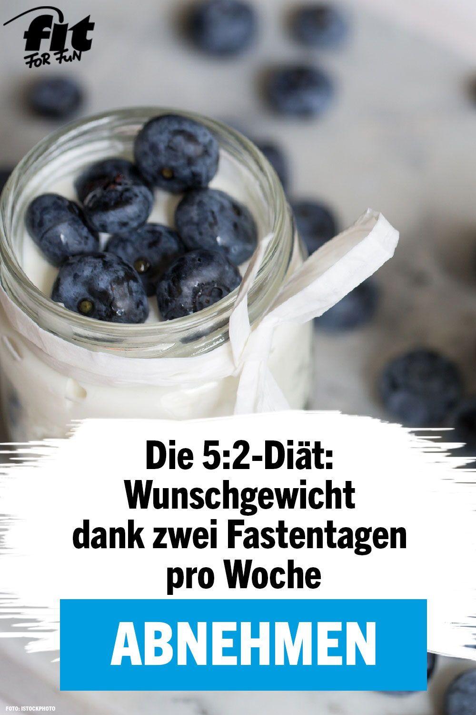 5:2 Diät: So funktioniert das Teilzeitfasten #nutritionhealthyeating