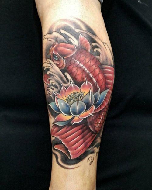 79 Koi Fish Tattoos Ideas December 2020 Koi Fish Tattoo Koi Tattoo Cool Small Tattoos