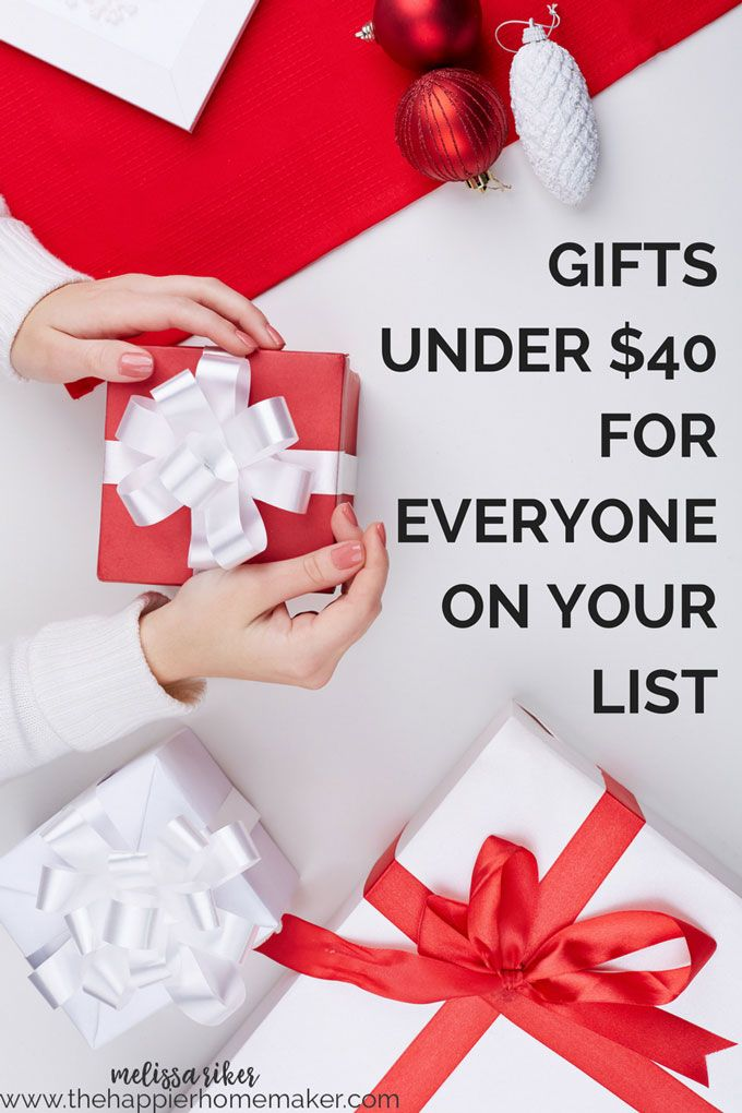 Affordable Gift Ideas For Everyone On Your List Under 40 For Most Great Ideas For Those Hard To Buy Diy Christmas Gifts Diy Gifts Cheap Diy Crafts For Gifts