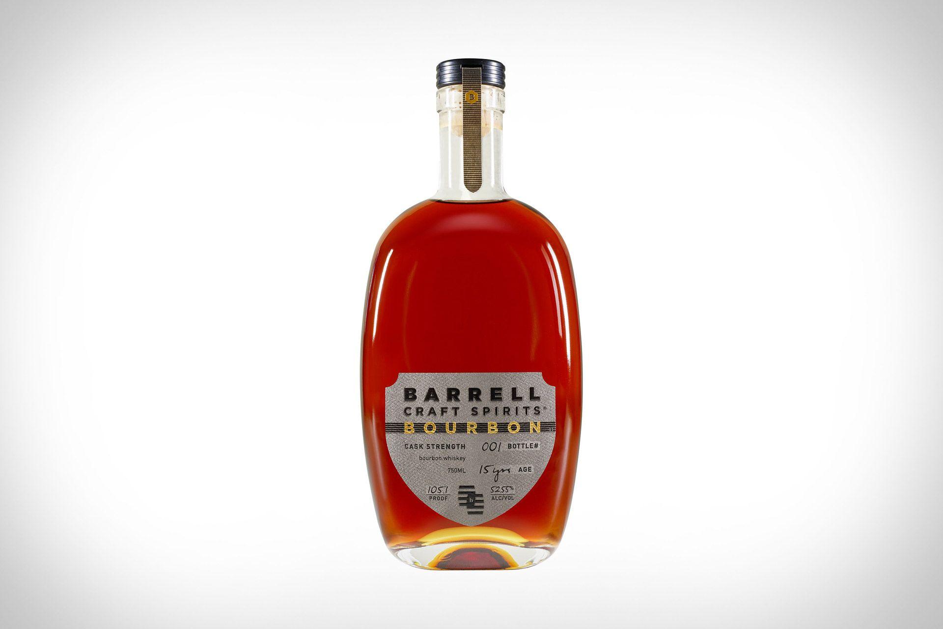 Barrell Craft Spirits 15 Year Old Bourbon Craft Spirits Bourbon Spirit