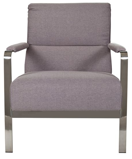 Beautiful Furniture Stores: The Holden Chair - Sterling Silver