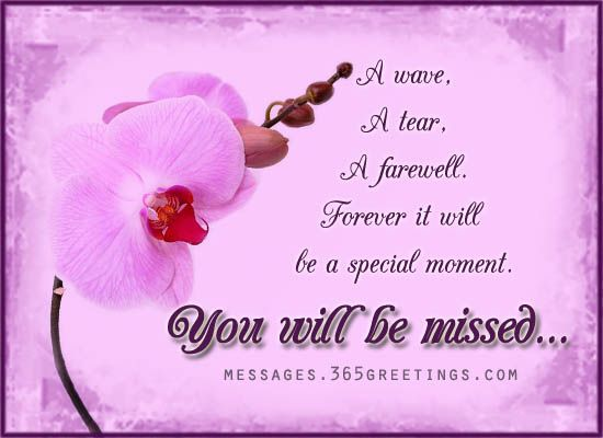 Farewell Messages Wishes And Sayings  Farewell Message