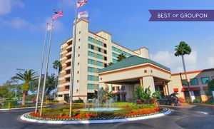 Groupon Stay At Ramada Gateway Hotel In Kissimmee Fl Dates Into May