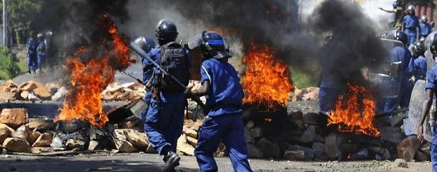 U.S. warns Americans to leave Burundi after violence flares. (AFP)