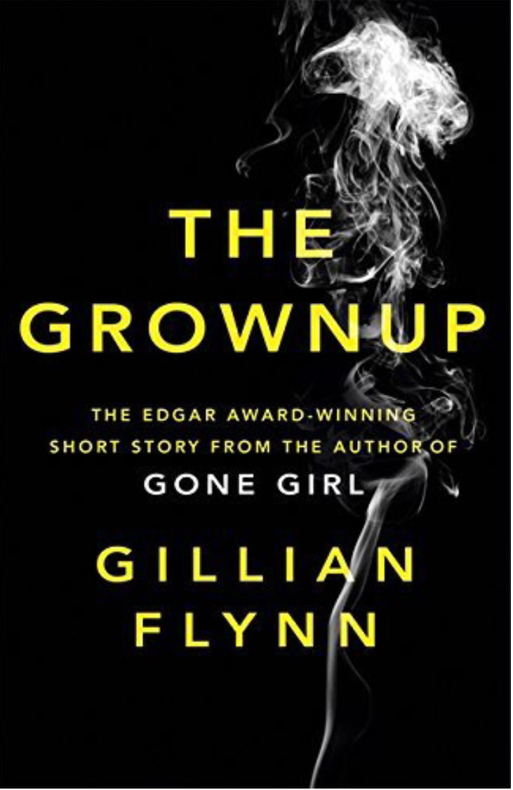 The Grownup by Gillian Flynn | Mrs Red's Reviews