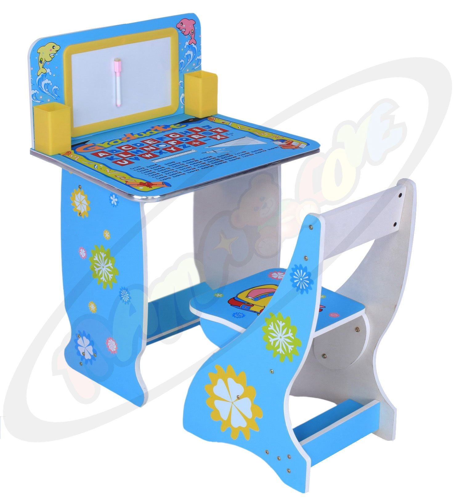 Baby Study Table Chair Set | http://lachpage.com | Pinterest
