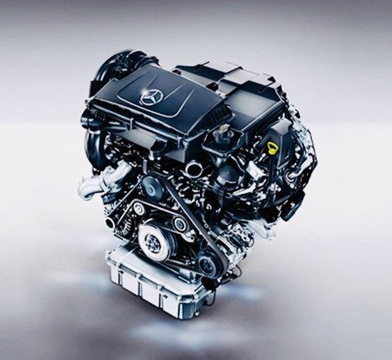 Mercedes Sprinter 319CDI V6 Cylinder 140kW/190HP Euro 6