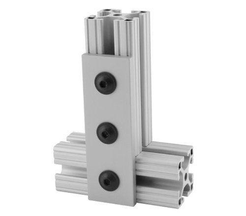 4351 15 Series 80//20 Inc. 5-Hole 90 Degree Joining Plate