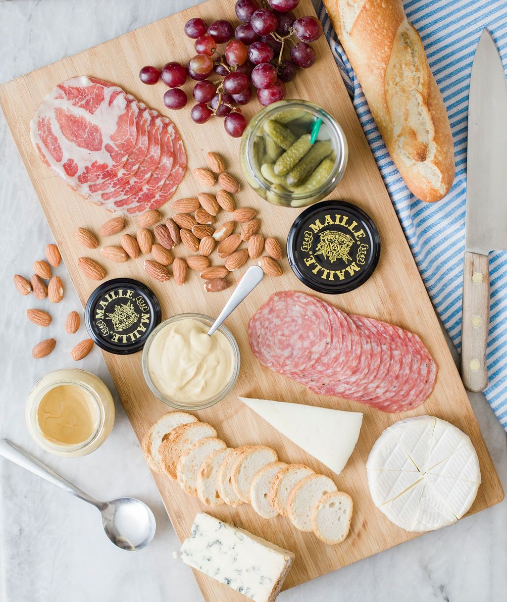 Diy charcuterie board easy holiday recipes charcuterie