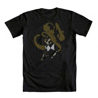 Black Ranger / Power Rangers T-Shirt