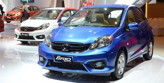 5 Mobil Honda Terlaris 2016 Juni Brio Satya Perkasa Honda Mobil Pendidikan
