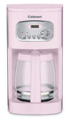 Cuisinart DCC-1100PK 12-Cup Programmable Coffeemaker