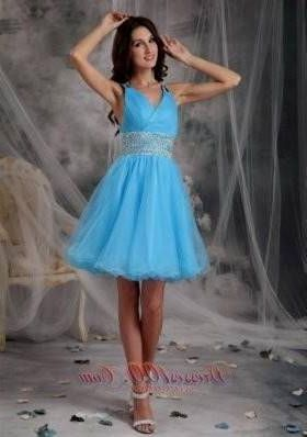 d01de1d5b3 Cool Graduation Dresses For 8th Grade With Straps 2018-2019 Check more at  http