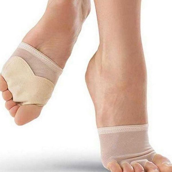 Belly Ballet Dance Feet Protection Dance Socks Toe Pad Practice Shoes Selling