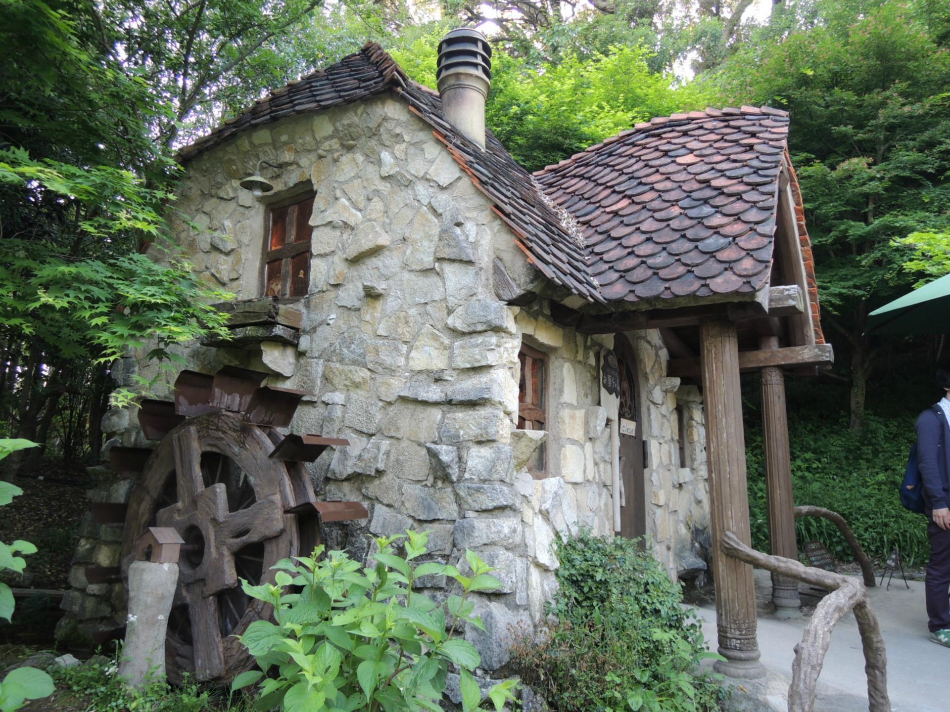 おとぎの国みたいな家 ぬくもりの森 Lemonの日記 レンガの家