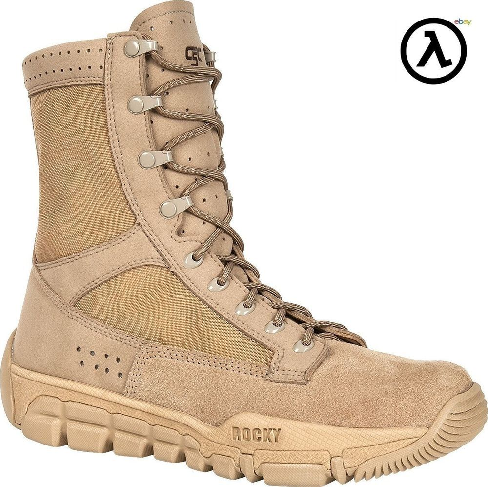 Rocky C5c Commercial Military Lightweight Boots Rkyc003 Sale Mens Fashion Rugged Mens Boots Fashion Rocky Boots