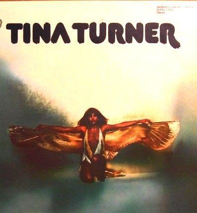 Tina Turner - Tina Turner - LP (Hungary) - 1983