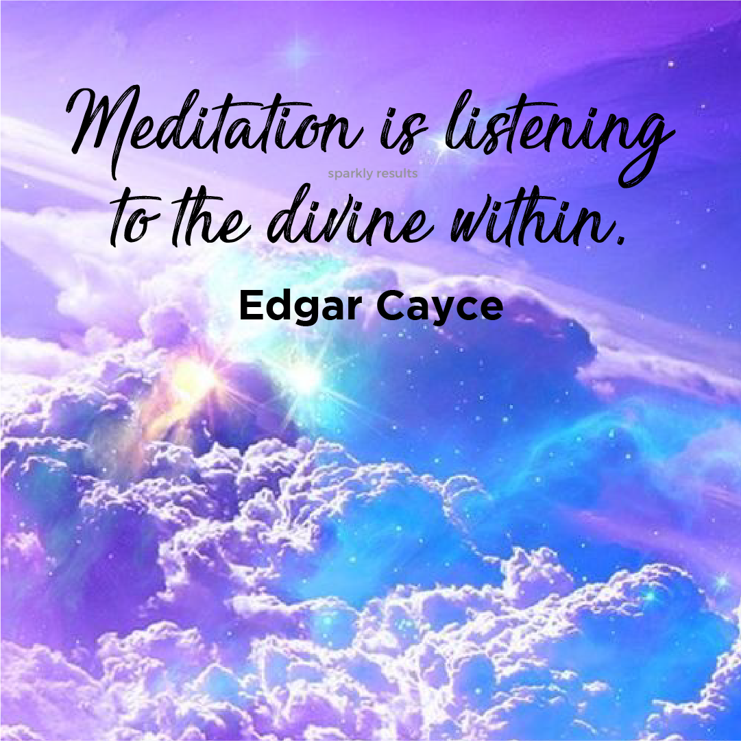 Edgar Cayce Meditation Divinity Divine Human Potential Quotes Memes Cosmicinsider Podcast Enlightenment Quotes Meditation Quotes Spiritual Awakening