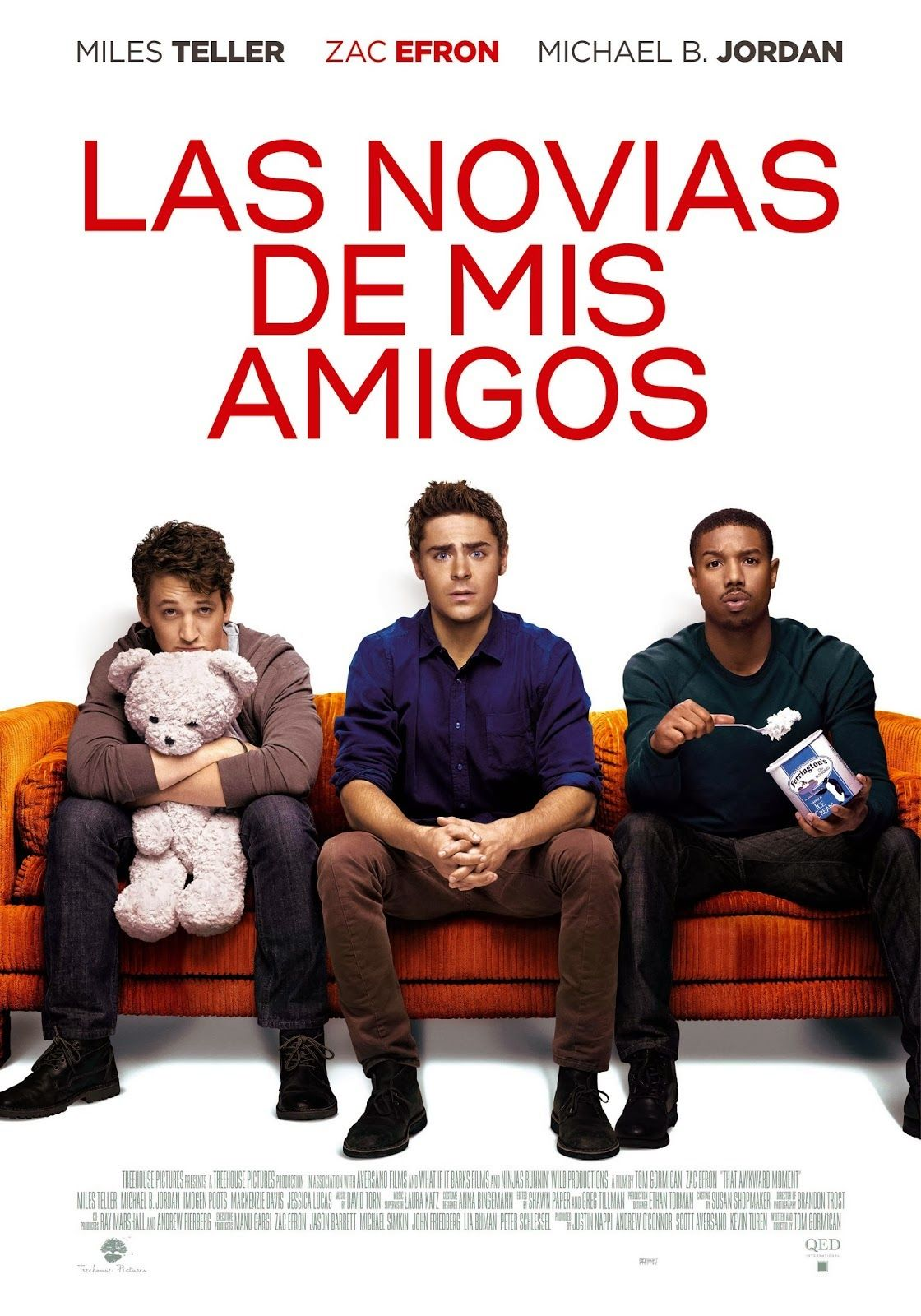 Las Novias De Mis Amigos Ver Cualkier Pelicula Online Y En Latino That Awkward Moment Movie Awkward Moments Tv Series Online