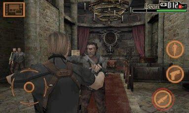 Resident Evil 4 V1 00 00 Apk Free Download Resident Evil