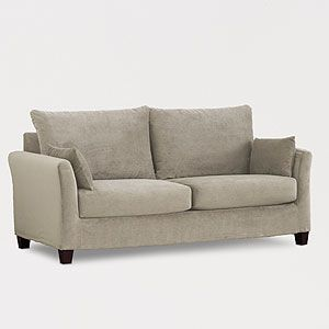 Prime Grey Mink Velvet Luxe Sofa Slipcover Collection 250 Couch Pabps2019 Chair Design Images Pabps2019Com