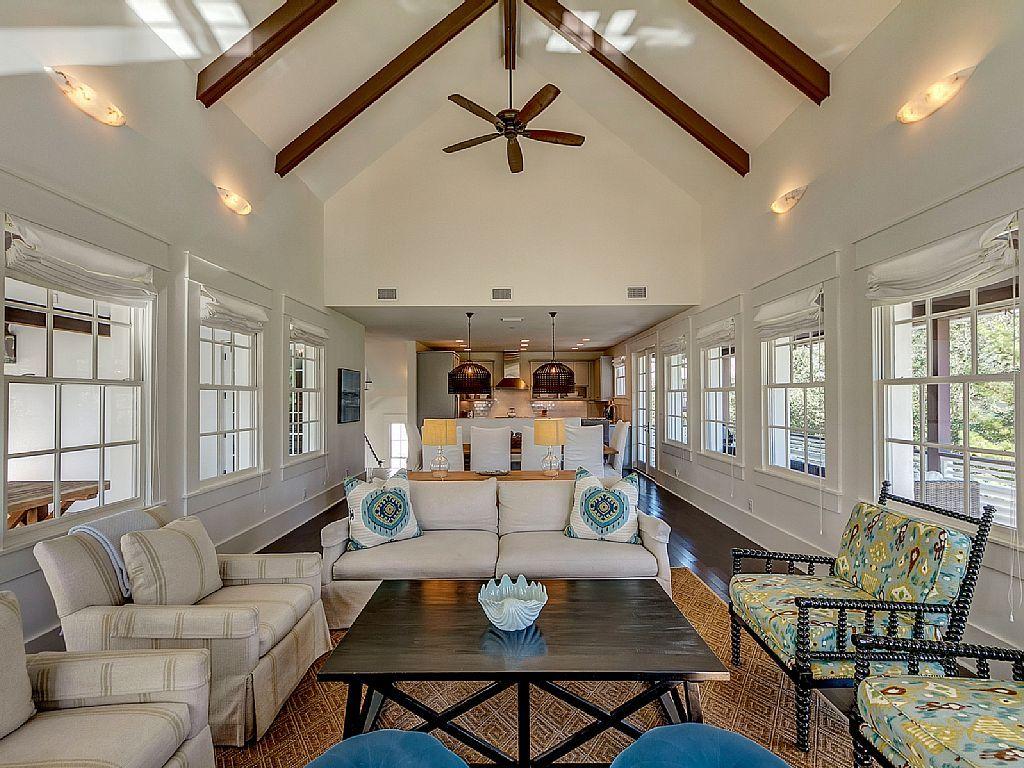 Interior Design Ideas For An Open Concept Living Space