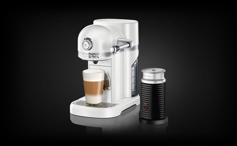 KitchenAid Frosted Pearl Bundle Original Espresso