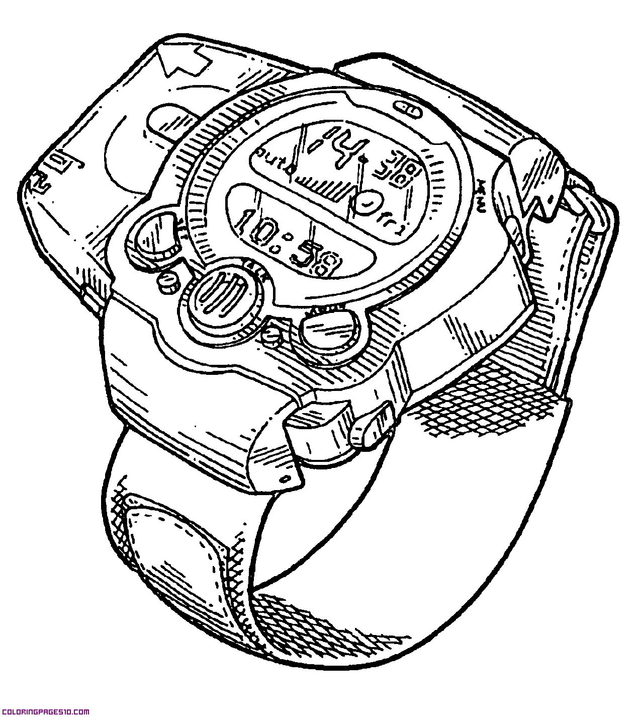 Ben 10 And Watch Coloring Page Only Coloring Pages Coloring Pages Inspirational Coloring Pages Unique Coloring Pages