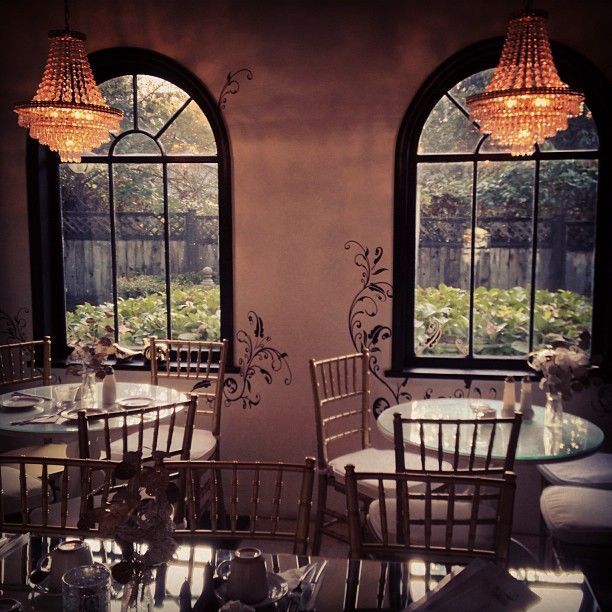 A lovely place to go for high tea or lunch little white - Living room home decor fort langley ...