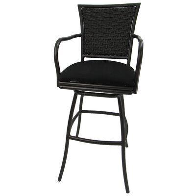 Patio Bar Stool Seat Cushion