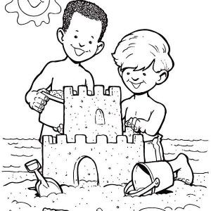 Sand-Castle-Create-by-Two-Boys-Coloring-Page-300x300.jpg