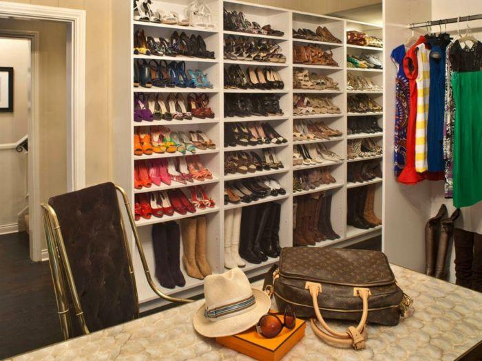 Kreative Schuhaufbewahrung schuhschrank selber bauen eine kreative schuhaufbewahrung idee