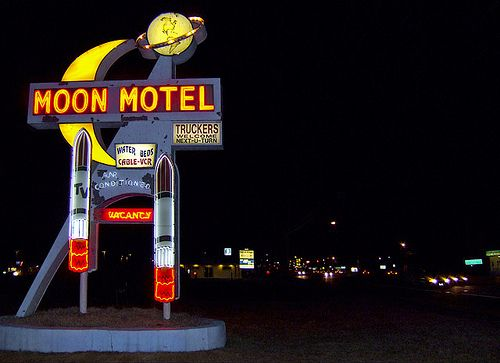 Moon Motel Howell, New Jersey. | Vintage Motels & Resorts