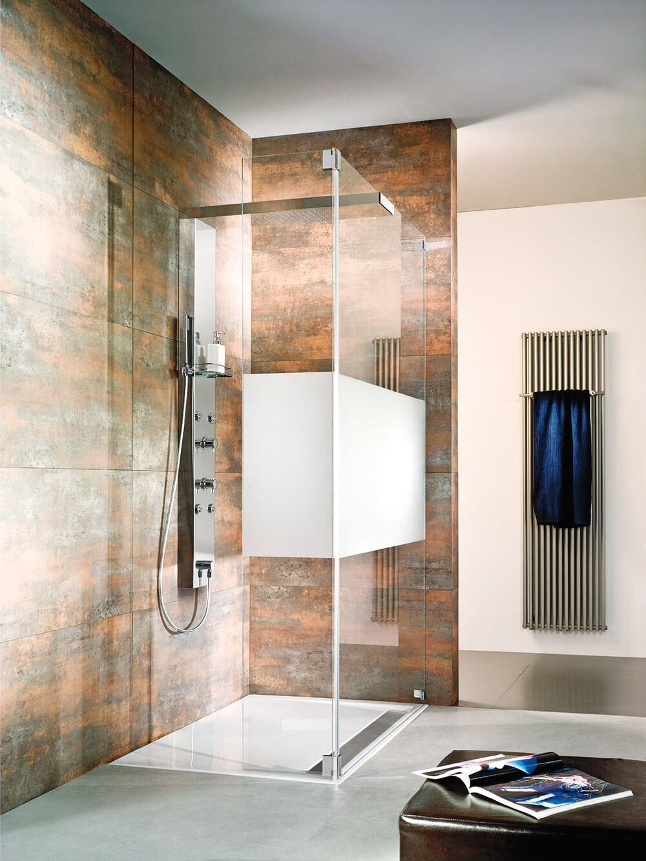 Duschkabine Unter Dachschräge Mit Duschabtrennung Nach Maß