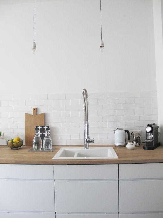 23qm Stil Wohnen Leben Bloggen taadaa - hier kommt meine neue - keramik waschbecken k che