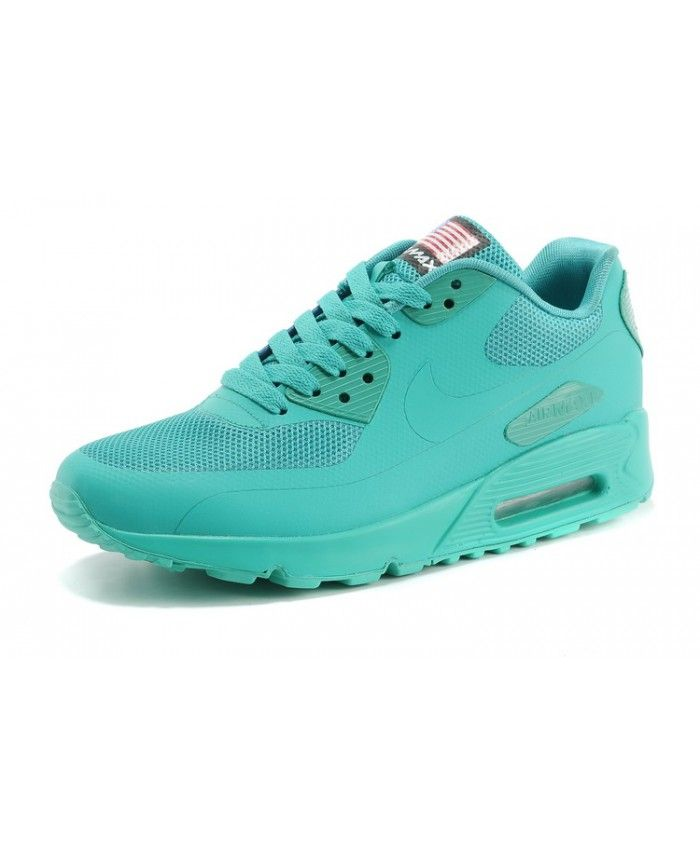 sports shoes b5262 f2852 Cheap UK Nike Air Max 90 Hyperfuse Apple Green Mens  Womens Trainers Sneakers Sale Online
