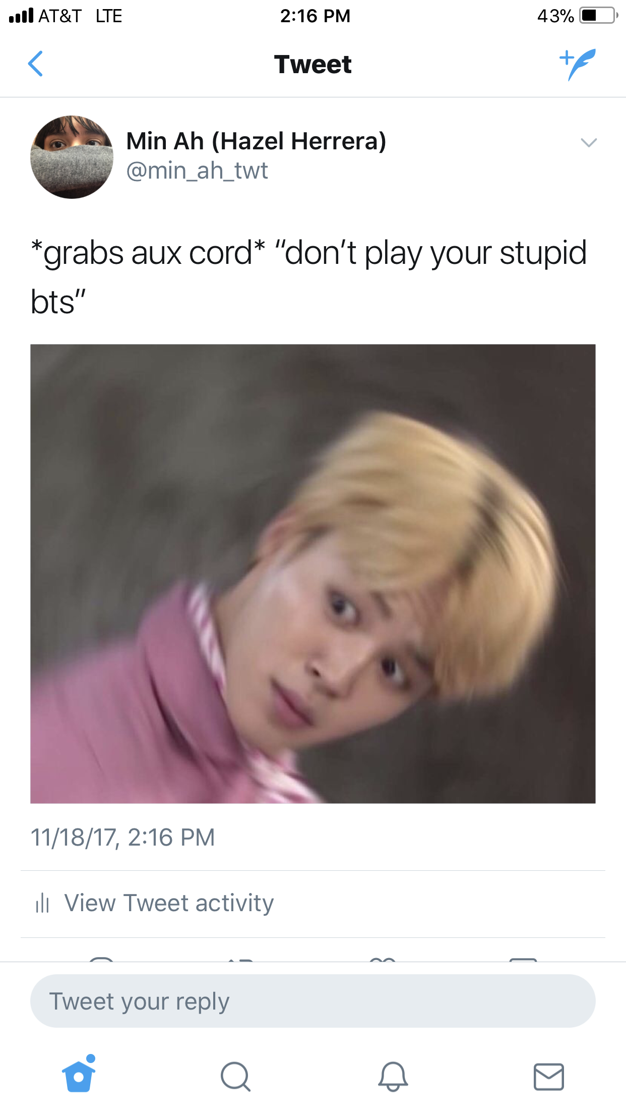 d2930cd1ef21a Bts twitter post meme
