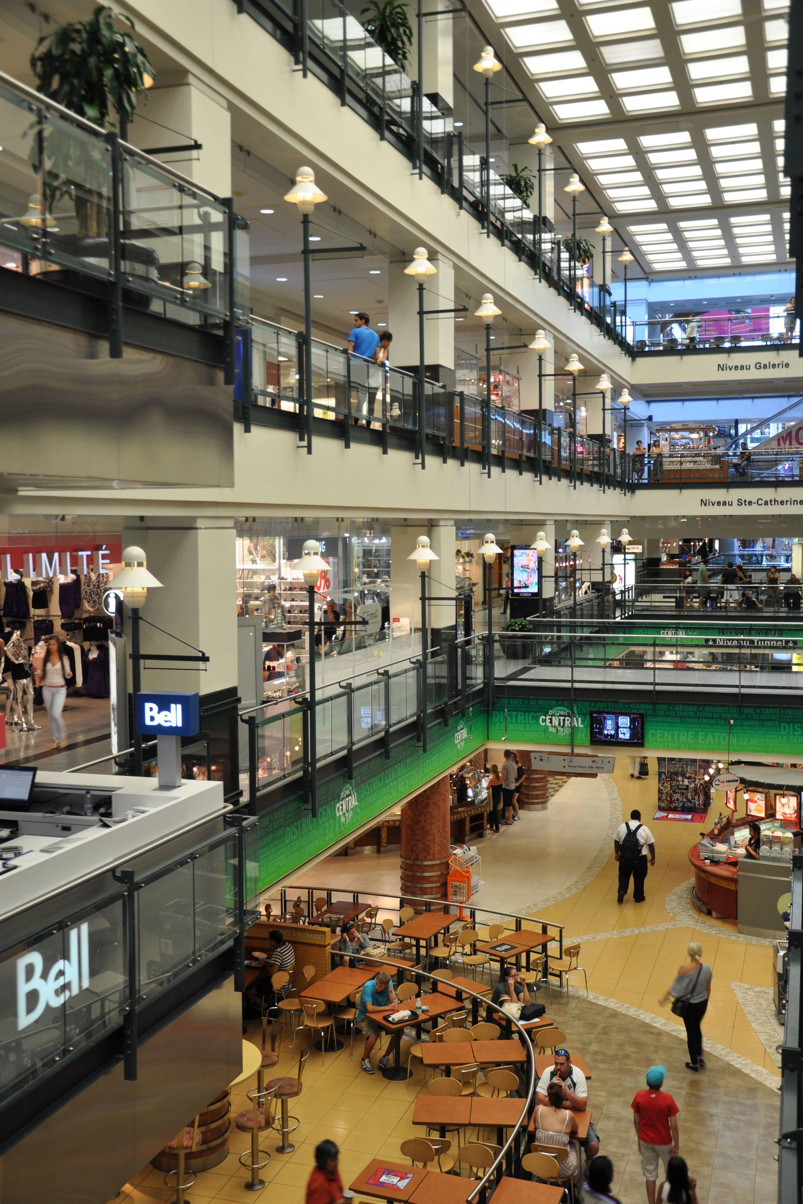 Residence Inn Montreal Downtown Eaton Centre travel,