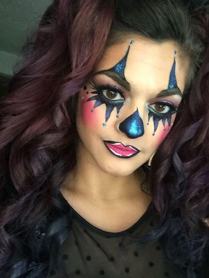 Halloween Makeup. Joy_mariemua on Instagram Halloween