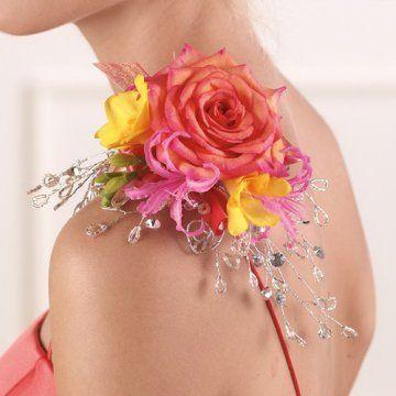 Wedding Alternative Wrist Corsage Ideas