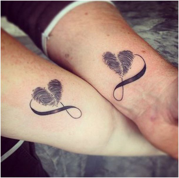 Cute small tattoos for married couples make your love blossom more – Page 5 – BeautyCuco Blog