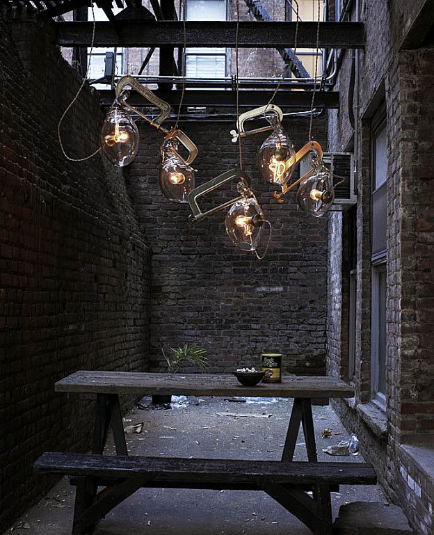 New York Clamp Light By Lindsey Adelman Studio Industrial