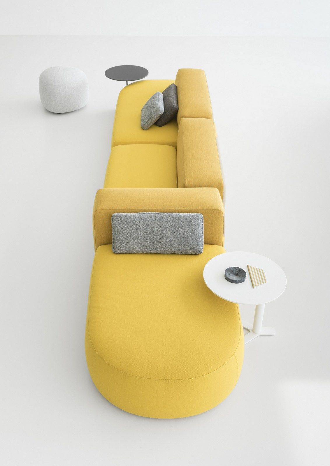 Sessel Cassin Modular Sofa Plus By Lapalma Design Francesco Rota Decoración