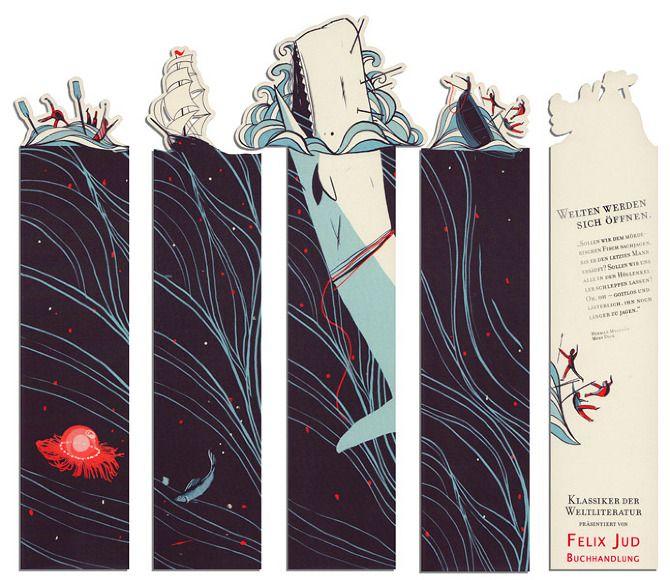 Bookmarks | Designer: Pietari Posti - http://www.pposti.com