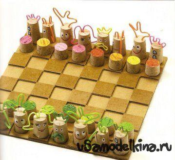 Фото шахмат своими руками 376