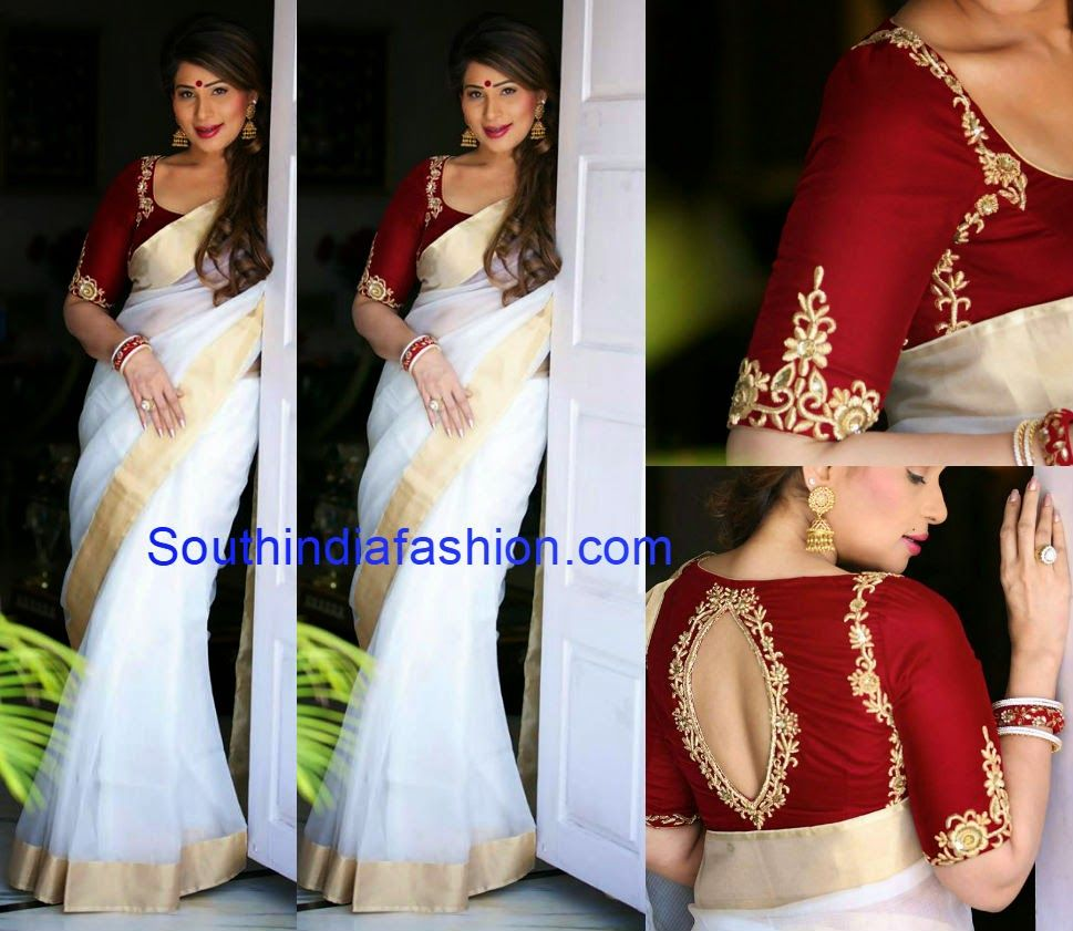 How To Wear Indian Bollywood Saree:Bridal Collection Sari ...