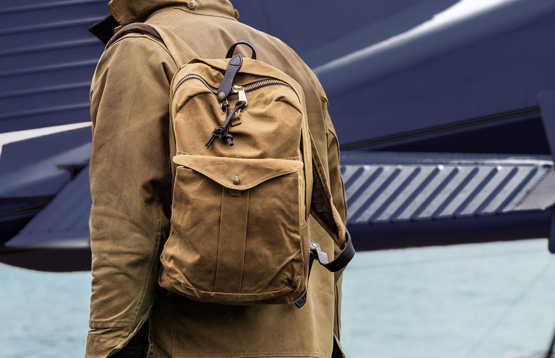 Journeyman Backpack Filson Bags Backpacks Backpack Brands