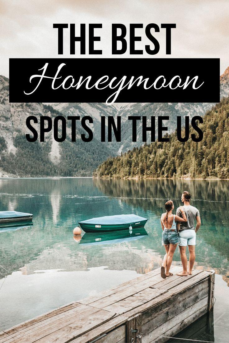 The Best Honeymoon Spots in the US