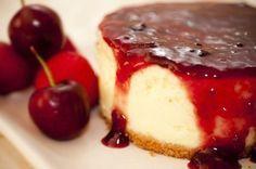 Receita Dedo de Moça: Cheesecake diet